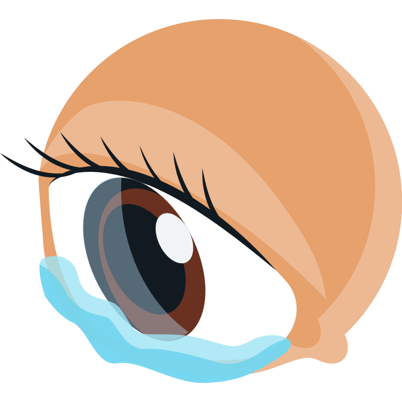 基礎分泌の涙