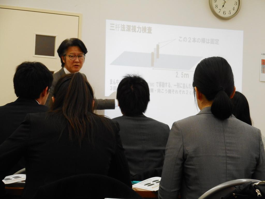 アイケアスクール授業風景の写真