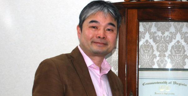 北出勝也先生の写真