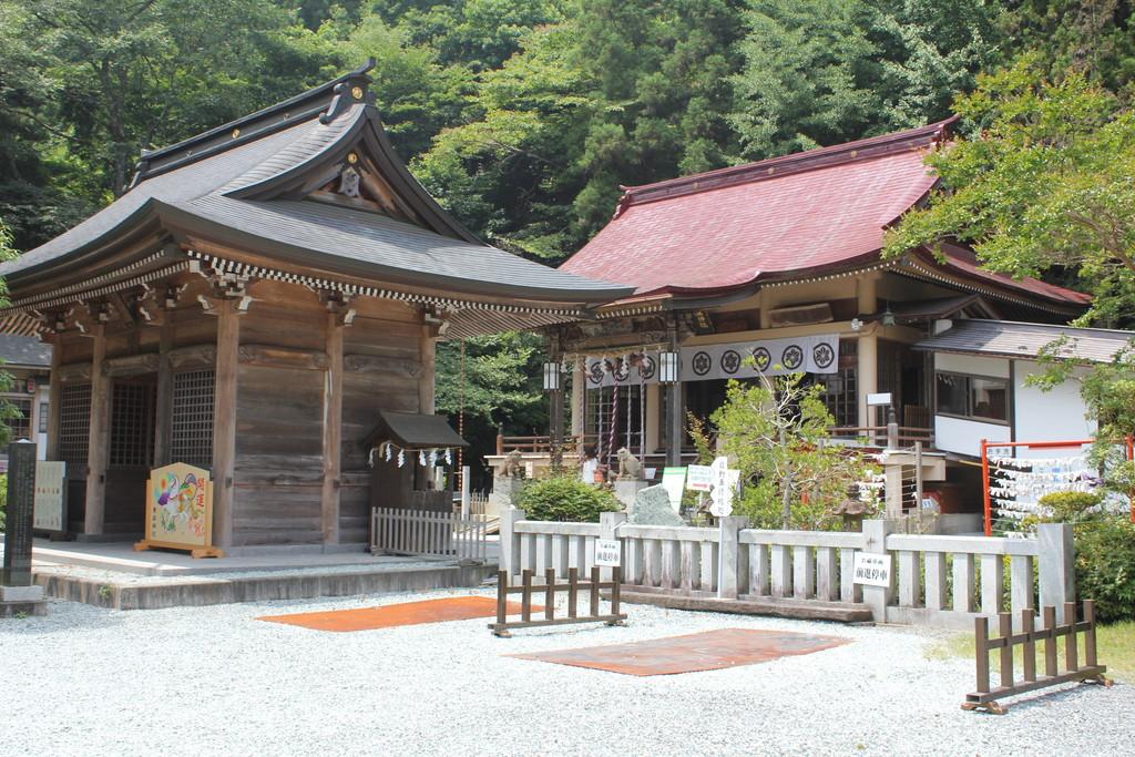青麻神社の写真