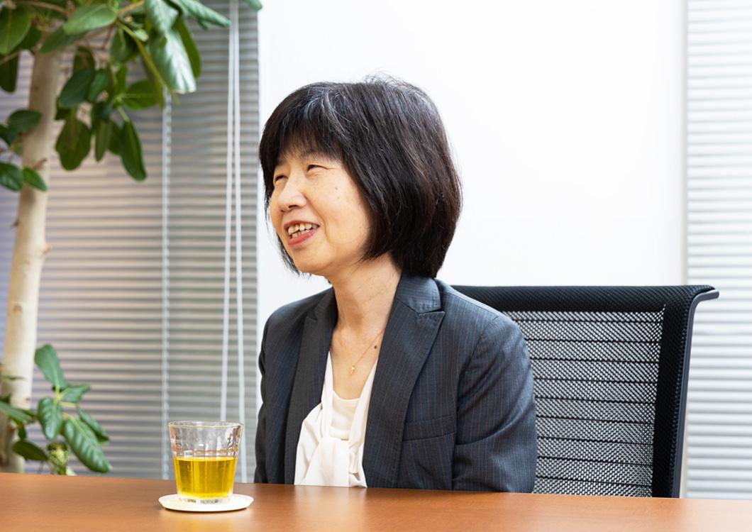 わかさ生活サプリメントアドバイザー新井さんの写真