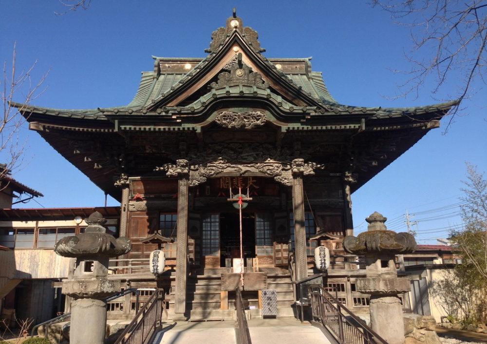 旗下山 慈眼寺の写真