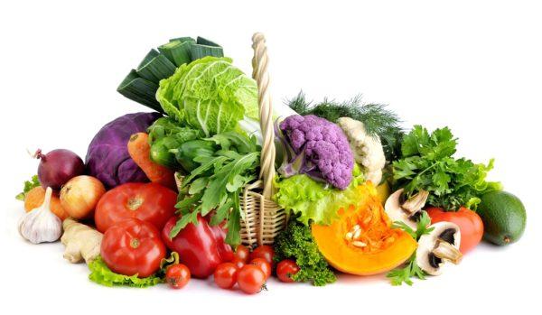 ルテイン含有量ランキング野菜の写真