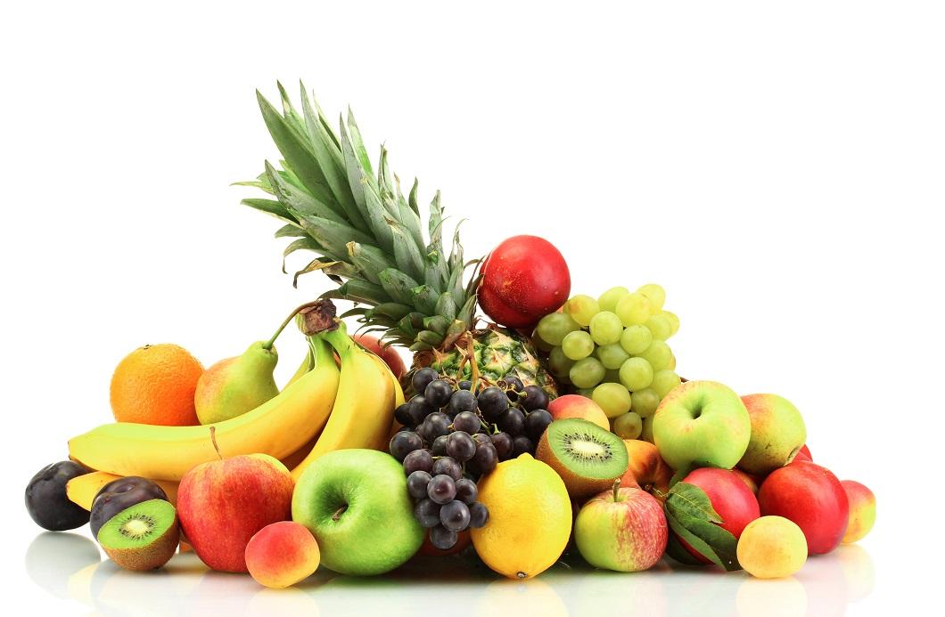 ルテイン含有量ランキング果物の写真