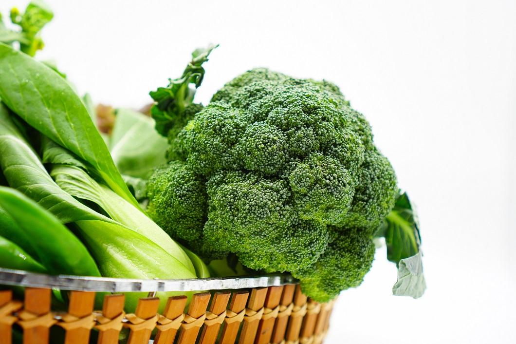 ルテイン含有食材ブロッコリーの写真