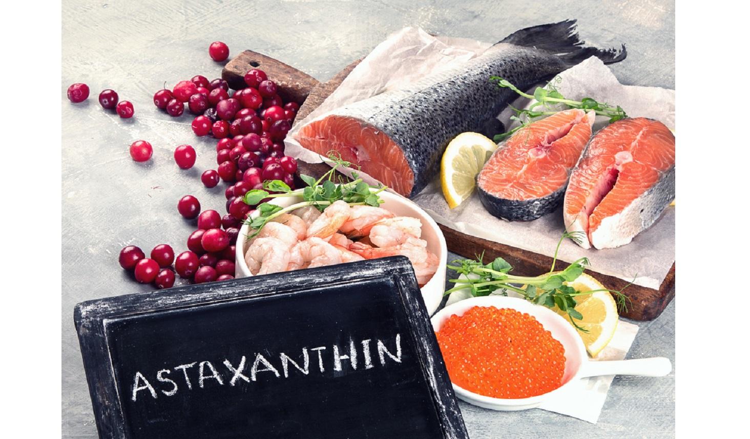 活性酸素に強いアスタキサンチンが摂れる食材